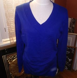 Blue Prenancy sweater
